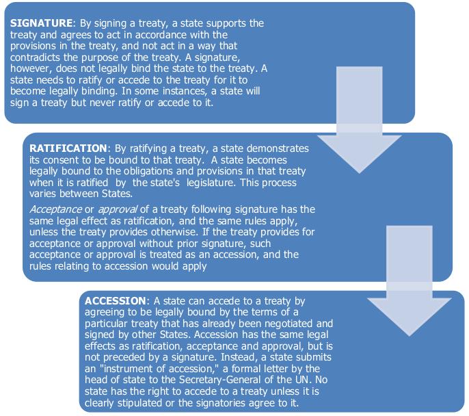 United Nations Treaty System